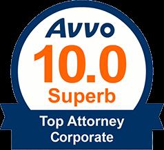 Avvo - Top Attorney Corporate